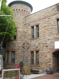 Newport Armory Building Assessment
